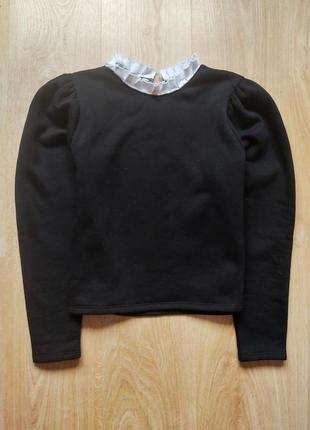 Оверсайз свитшот свитер кофта джемпер zara