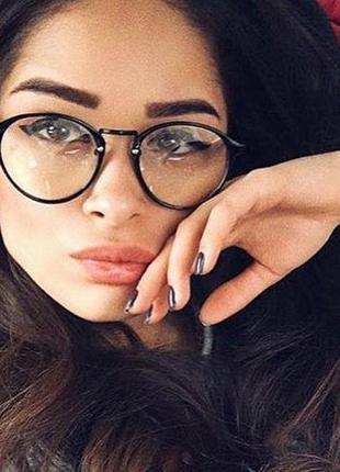 Имиджевые очки без диоптрий