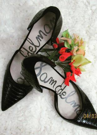 Очень красивый туфель можно и летом