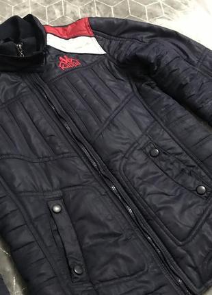 Куртка kappa демисезонная
