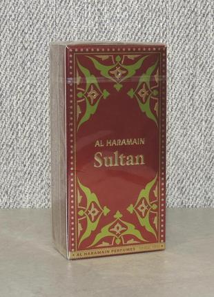 Al haramain sultan 12 мл маслянные духи для женщин