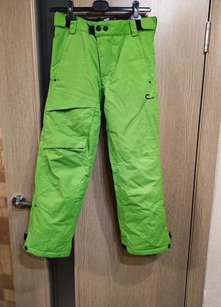 """Зимние лыжные штаны для девочки, мальчика. """"stuff"""""""