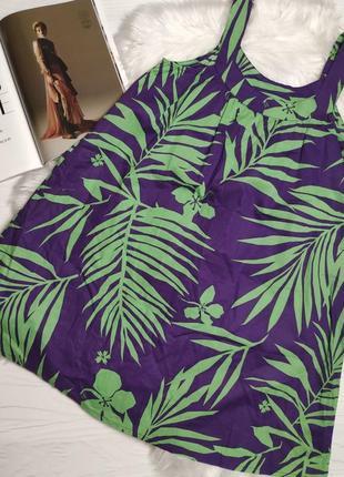 Легкий сарафан платье туника дешево