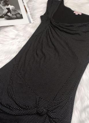 Платье в горох дешево распродажа