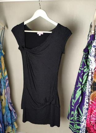 Платье в горох дешево распродажа5 фото