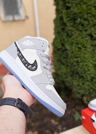 Nike air jordan 1 retro dior