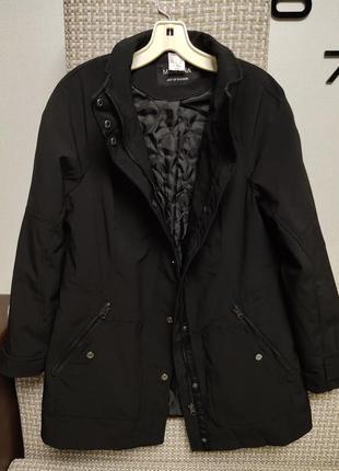 Брендовая термокуртка на теплой подкладке. бренд morena