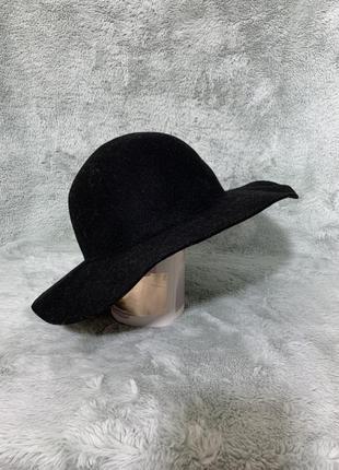 Шляпа шерстяная h&m divided р. 58