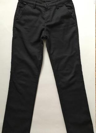 Утепленные зимние брюки на подростка