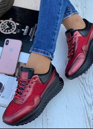 Кроссовки женские кросівки