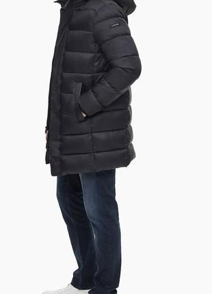 Пуховик курточка пальто calvin klein куртка