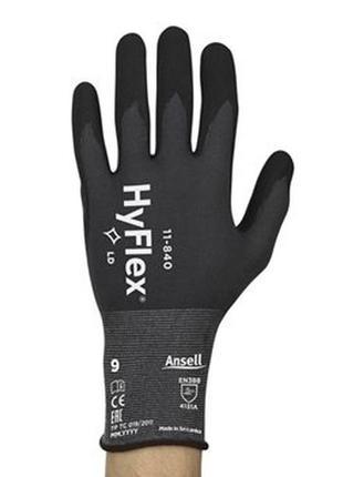 Защитные перчатки hyflex