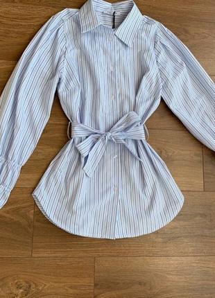 Блуза рубашка италия