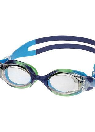 Очки для плавания fashy детские