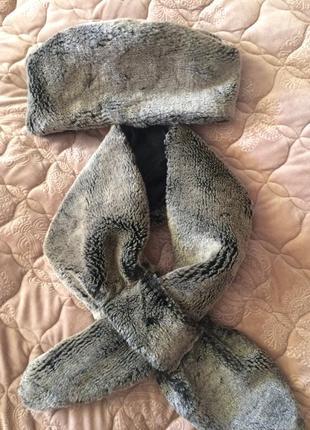 Набір шапка-шарфик