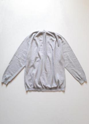 Свитер джемпер пуловер с оригинальной горловиной blumarine blugirl1 фото