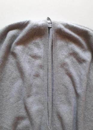 Свитер джемпер пуловер с оригинальной горловиной blumarine blugirl2 фото