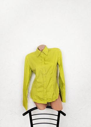 Рубашка блуза приталенная