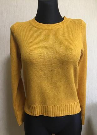 Стильный яркий свитерок, р.44-46