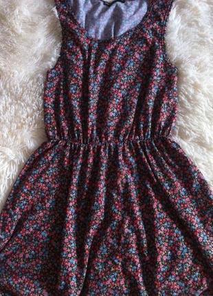 Короткое платье, туника