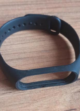 Силиконовый ремешок 3 mi band xiaomi на фитнес браслет