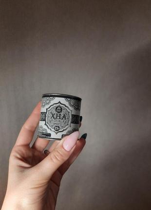 Хна для бровей grand henna(чёрный цвет)