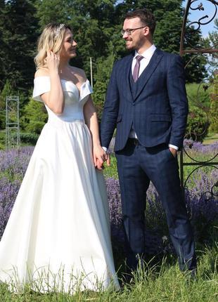 Свадебное платье 2020 украинского бренда