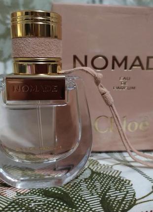 Chloe nomade парфюмированная вода 30 мл