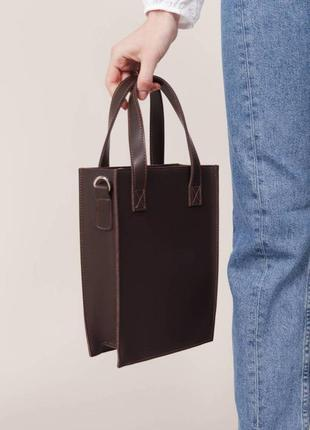 Нестандартна сумочка для роботи та навчання🙃