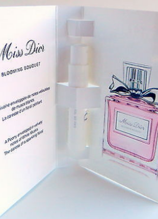 Блок,упаковка christian dior miss dior blooming bouquet 10 мл (10 шт)