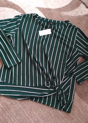 Тепла кофта светр пуловер блуза