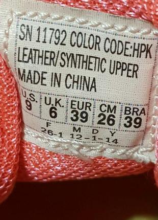 Skechers flex sole 40р. 25.5см кросівки жіночі для бігу та тренувань7 фото