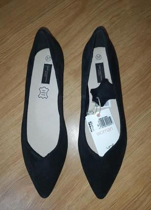 Стильные балетки,туфельки unit (испания)