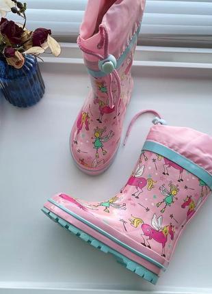 Резинові чоботи чобітки резиновые сапоги