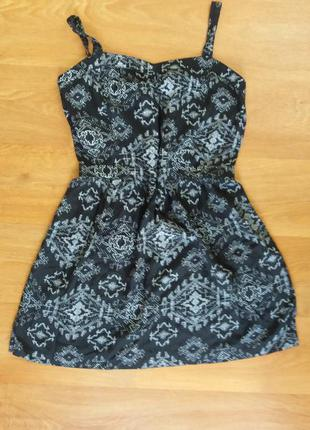 60272 ajc сарафан платье лето вискоза5