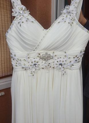 Сукня в грецькому стилі