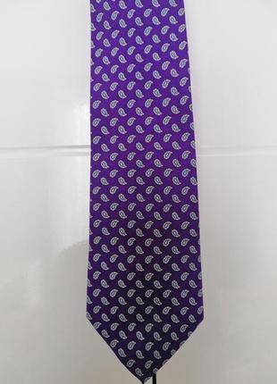 Краватка галстук 100%silk