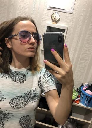 Очки с градиентом солнцезащитные