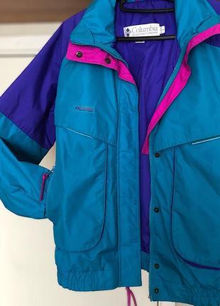 Демисезонная куртка columbia1 фото