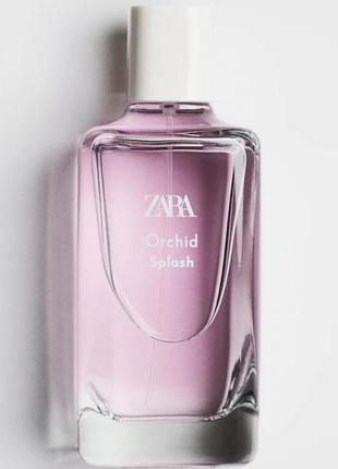Orchid splash духи zara
