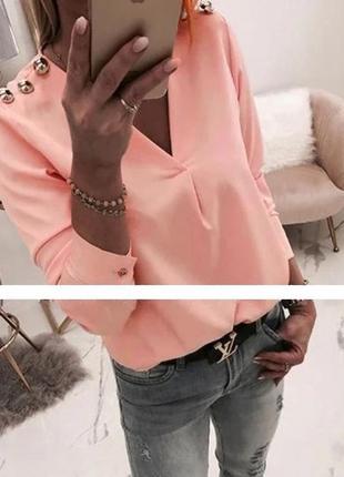 Блуза женская в расцветках