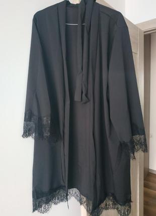 Піжама жіноча з халатом