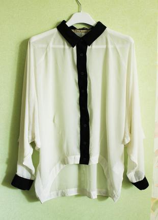 Crafted очень стильная блуза