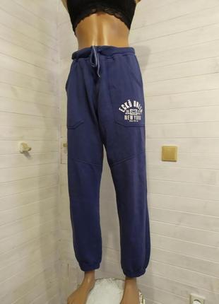 Тепленькие штаны на флисе,3 кармана s на m\l