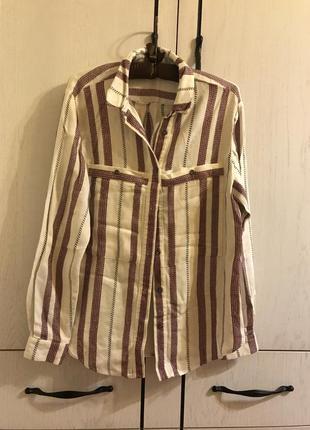 Рубашка, сорочка  mango, розмір s/m