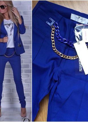 Стильные брюки celyn b elisabetta franchi распродажа срочная продажа