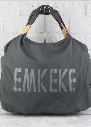 Женская сумка для фитнеса,  бассейна и пляжа emkeke