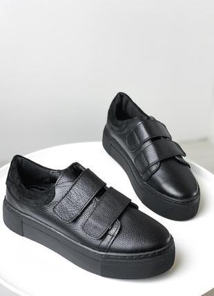 Кроссовки з натуральной кожи, кросівки, женские кросовки, жіночі кросівки