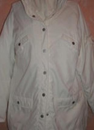 18-20 р англ куртка-пуховик tcm germany состояние отличное