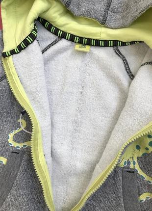 Кофта теплая kiki&koko3 фото